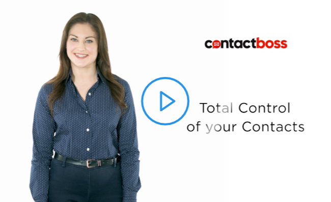 contact management software in use